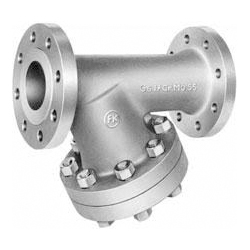 Y Flanged Strainers